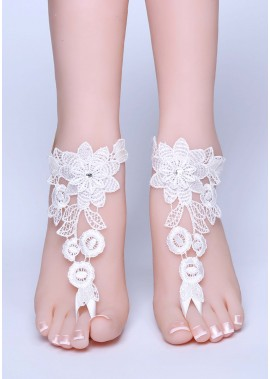 Bride's Simple Anklets T901556522829