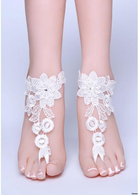 Bride's Simple Anklets T901556522829