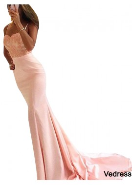 Vedress Mermaid Long Prom Evening Dress T801524704036