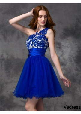 Vedress Short Homecoming Prom Evening Dress T801524710425