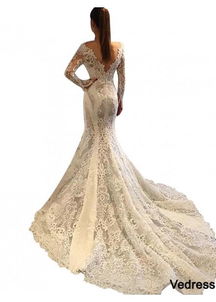 Vedress 2021 Beach Wedding Dresses T801524714838