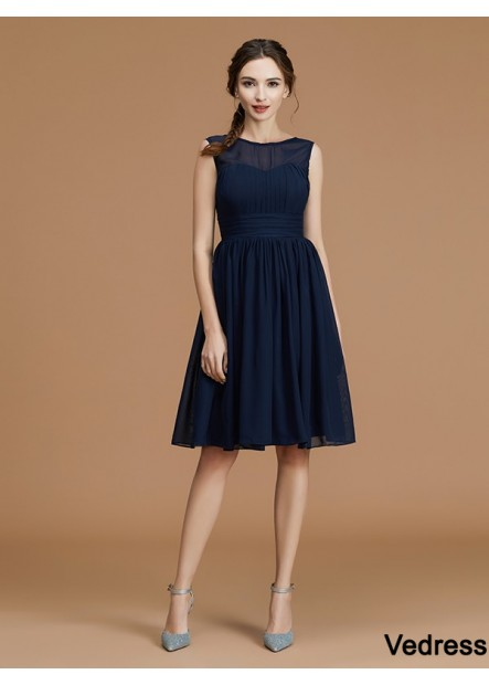 Vedress Bridesmaid Dress T801524723668