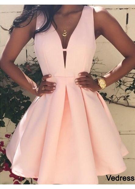 Vedress Short Homecoming Prom Evening Dress T801524710120