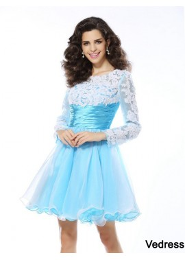 Vedress Sexy Short Homecoming Prom Evening Dress T801524711119