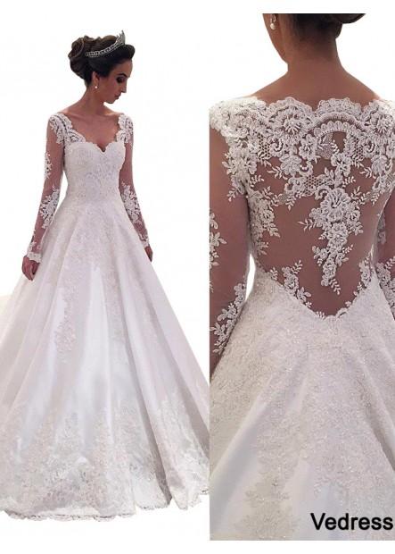 Vedress 2021 Wedding Dress T801524714631