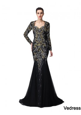 Vedress Sexy Mermaid Prom Evening Dress T801524711515