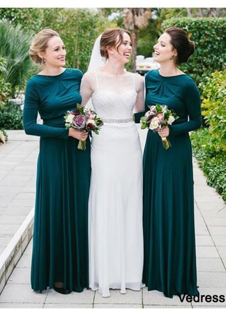 Vedress Bridesmaid Dress T801524723411