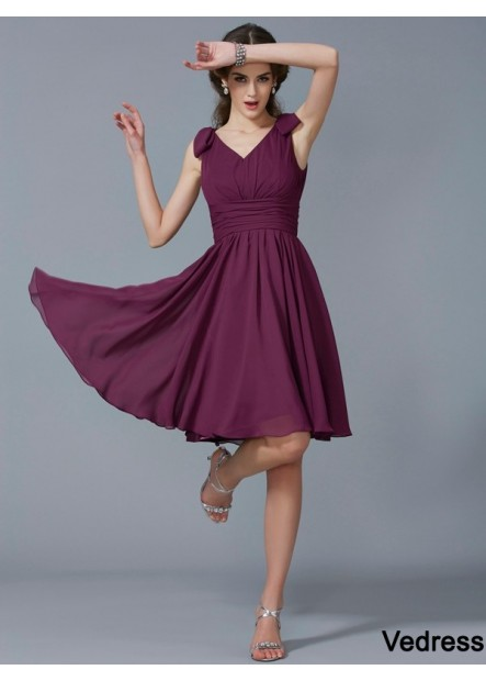 Vedress Bridesmaid Dress T801524723414