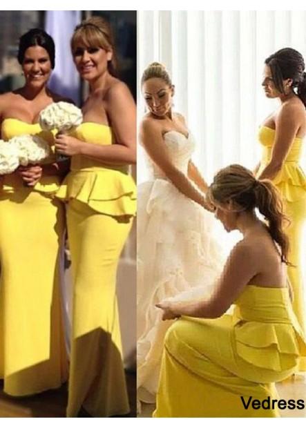 Vedress Bridesmaid Dress T801524723447