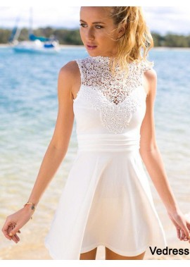 Vedress Short Wedding / Prom Evening Dress T801524710388