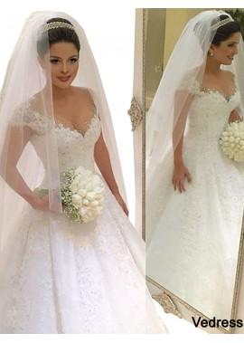 Vedress 2021 Princess Wedding Dresses