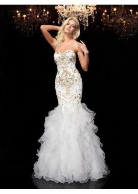 Vedress Sexy Mermaid Prom Evening Dress T801524711472