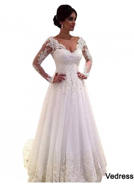 Vedress 2021 Wedding Dress T801524714605