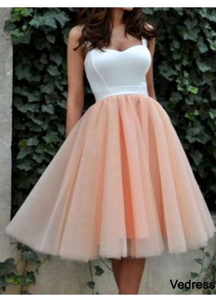 Vedress Short Homecoming Prom Evening Dress T801524710182