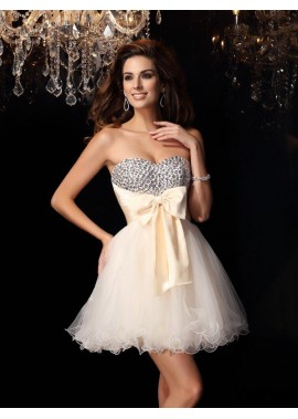 Vedress Sexy Short Homecoming Prom Evening Dress T801524710551