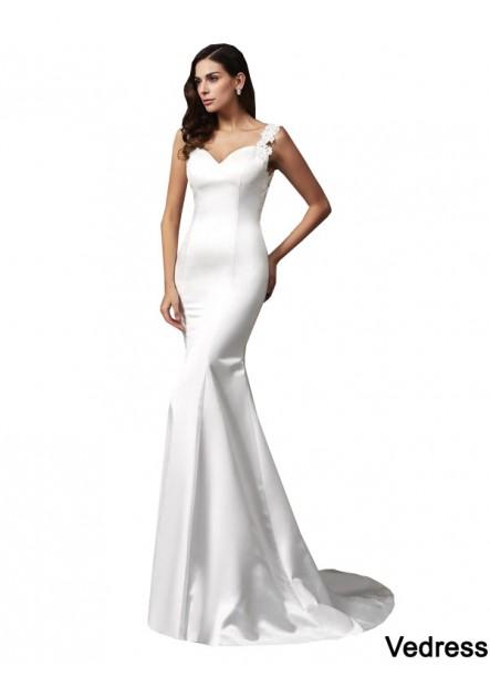 Vedress 2021 Beach Wedding Dresses T801524715028