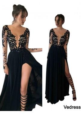 Vedress Sexy Long Prom Evening Dress T801524703726