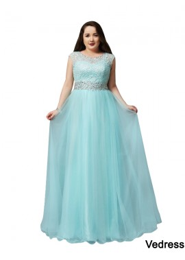 Vedress Sexy Plus Size Prom Evening Evening Dress T801524704808