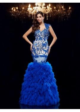 Vedress Sexy Mermaid Prom Evening Dress T801524711526