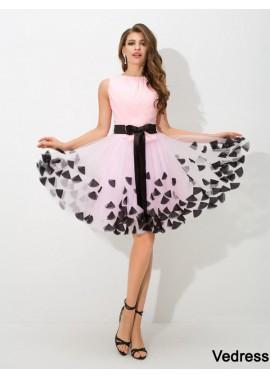 Vedress Short Homecoming Prom Evening Dress T801524710360