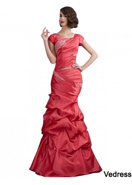 Vedress Mermaid Long Prom Evening Dress T801524707275