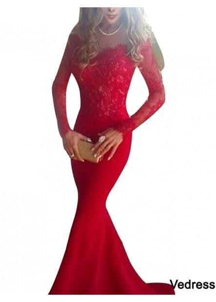 Vedress Sexy Mermaid Long Prom Evening Dress T801524703719