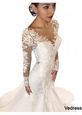 Vedress 2020 Wedding Dress T801524714613