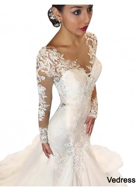 Vedress 2021 Wedding Dress T801524714613