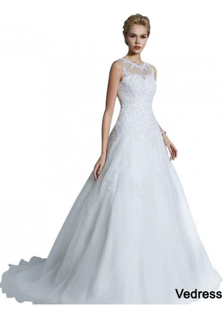Vedress 2021 Beach Wedding Ball Gowns T801524714745