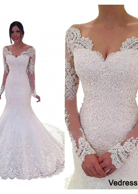 Vedress 2021 Wedding Dress T801524714626