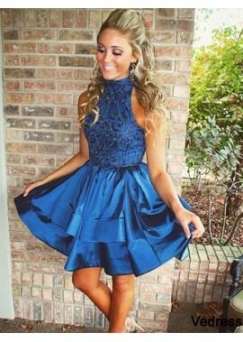 Vedress Short Homecoming Prom Evening Dress T801524710205