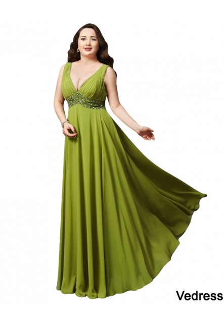 Vedress Plus Size Prom Evening Dress T801524706425