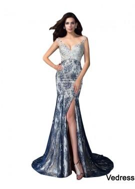 Vedress Sexy Mermaid Prom Evening Dress T801524705909