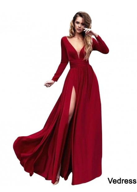 Vedress Sexy Long Prom Evening Dress T801524703777