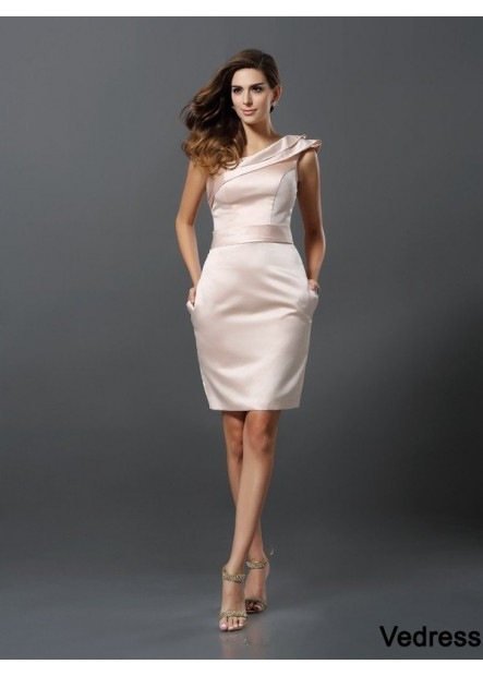 Vedress Sexy Short Homecoming Prom Evening Dress T801524710493