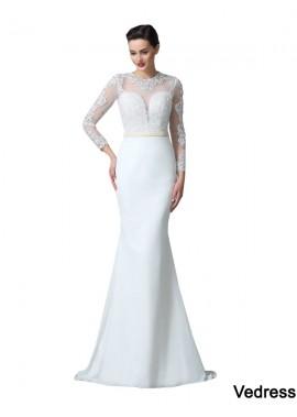 Vedress 2020 Beach Lace Wedding Dresses T801524715115