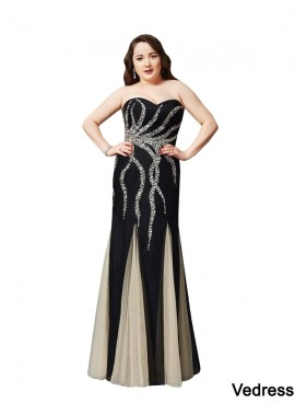 Vedress Sexy Plus Size Prom Evening Evening Dress T801524705927