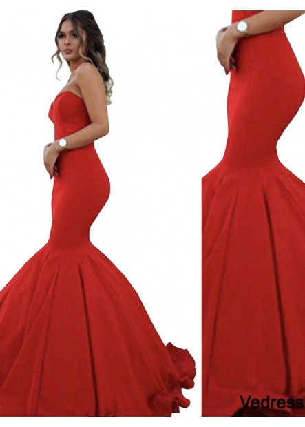Vedress Sexy Mermaid Long Prom Evening Dress T801524703749
