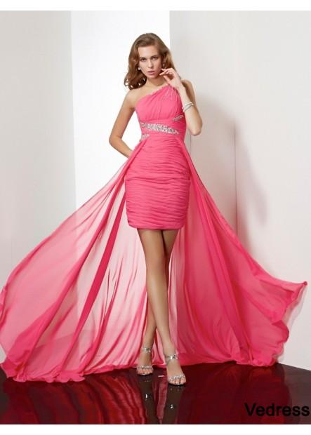 Vedress Short Homecoming Prom Evening Dress T801524710766