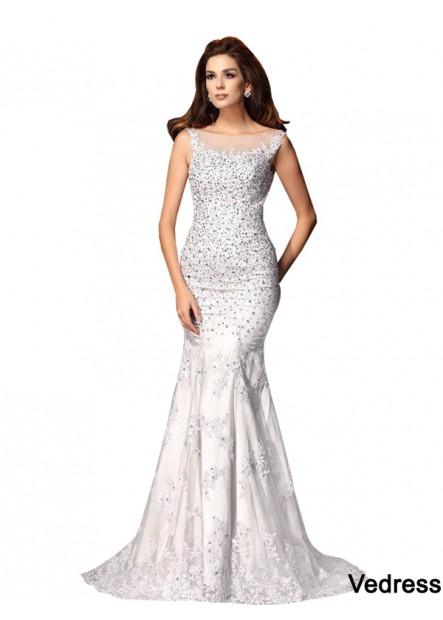 Vedress Sexy Full Beading Evening Mermaid Prom Evening Dress T801524706289