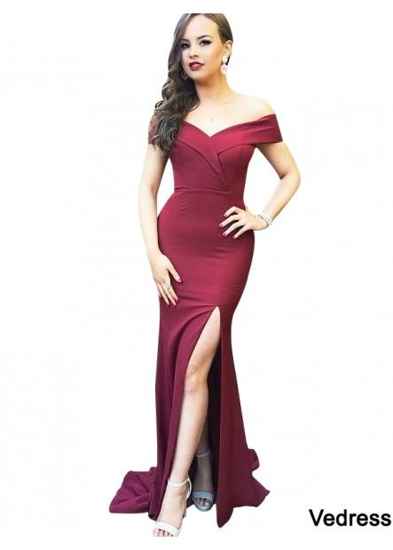 Vedress Sexy Mermaid Long Prom Evening Dress T801524704152