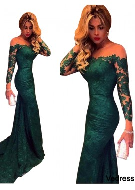 Vedress Sexy Mermaid Long Prom Evening Dress T801524703707