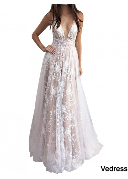 Vedress Long Prom Evening Dress For Teens T801524703598