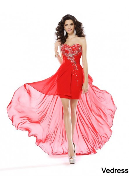 Vedress Sexy Short Homecoming Prom Evening Dress T801524710453