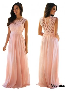 Vedress Bridesmaid Evening Dress T801524703830