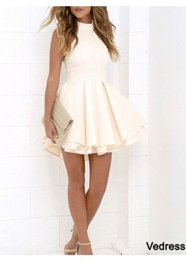 Vedress Short Homecoming Prom Evening Dress T801524710140