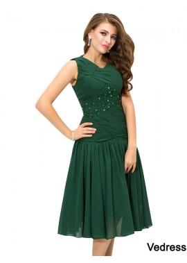Vedress Short Homecoming Prom Evening Dress T801524706714