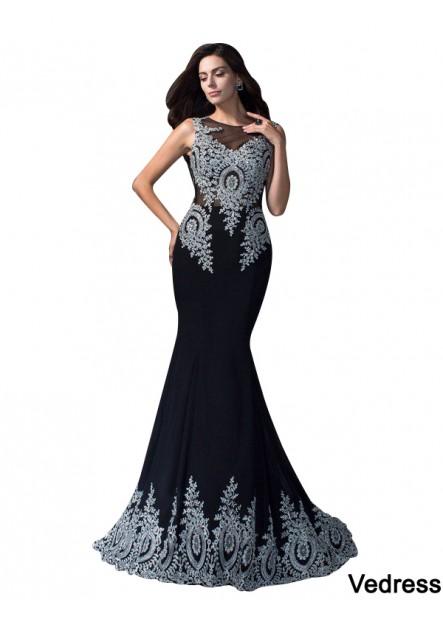Vedress Sexy Mermaid Long Prom Evening Dress T801524704120