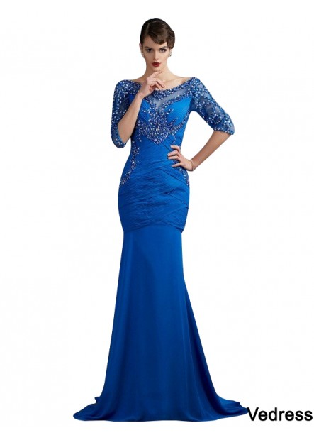 Vedress Mermaid Mother Of The Bride Evening Dress T801524705456