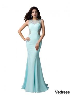Vedress Sexy Mermaid Prom Evening Dress T801524707282